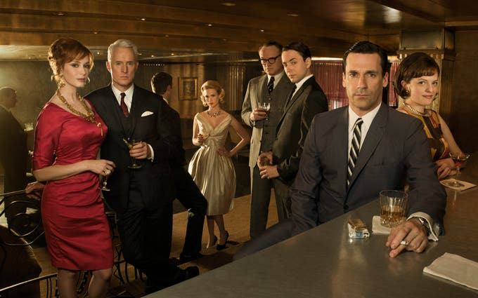 Mad Men se retrasa hasta 2012