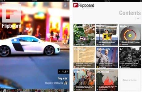 Flipboard, creando tu propia revista 2.0