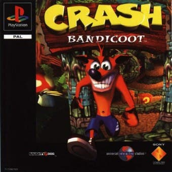 RetroJuego: Crash Bandicoot