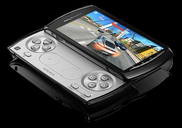 Un primer vistazo al Sony Ericsson Xperia Play
