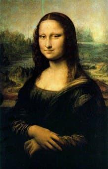 Mona Lisa / Gioconda, Leonardo Da Vinci (1503-06)