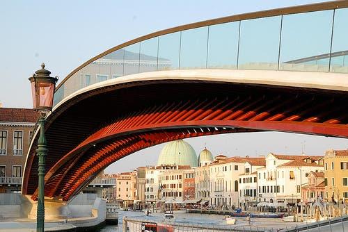Ponte della Costituzione, Venecia
