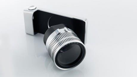 Camera Futura: Concepto de cámara digital