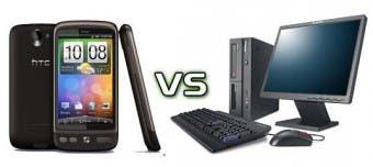 Las aplicaciones móviles están matando al software de escritorio
