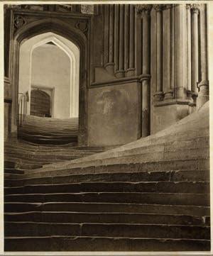 Frederick H. Evans, el fotógrafo de catedrales