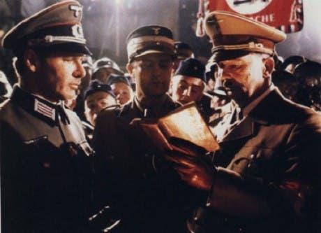 Indiana Jones y Hitler