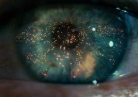 Ojo de Blade Runner