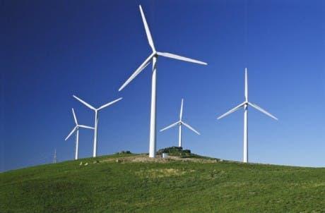 Aerogeneradores de energía eólica