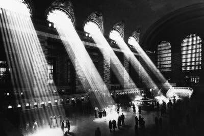 Grand Central Station, Nueva York 1934