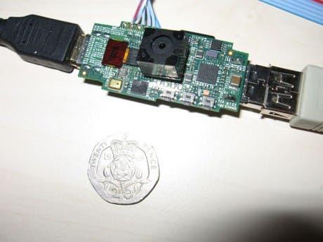 Mini PC del tamaño de un lápiz USB