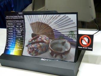 SID 2011: un avance de las pantallas del futuro