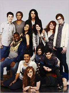 """""""The Glee Project"""" - El concurso de Glee"""