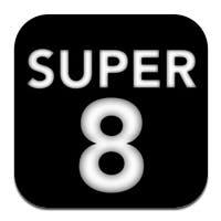 Super8 iPhone app