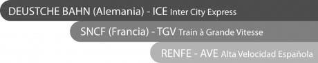 ICE / TGV / AVE