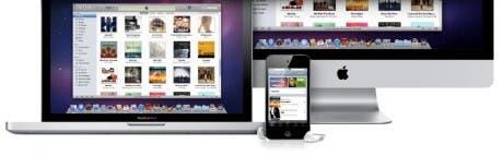 Apple Mac iTunes iPhone