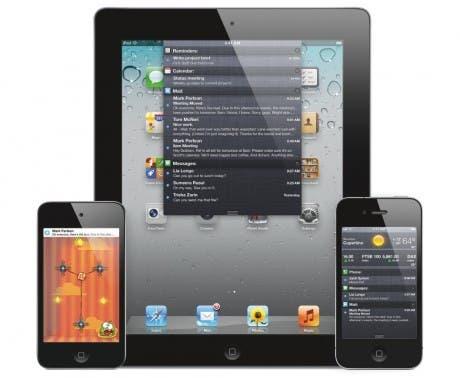Copiar es bueno: el caso de iOS 5
