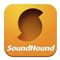 SoundHound iPhone app