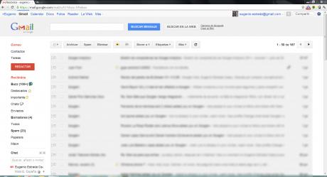Gmail cambia de diseño... ¿Quieres probarlo ya?