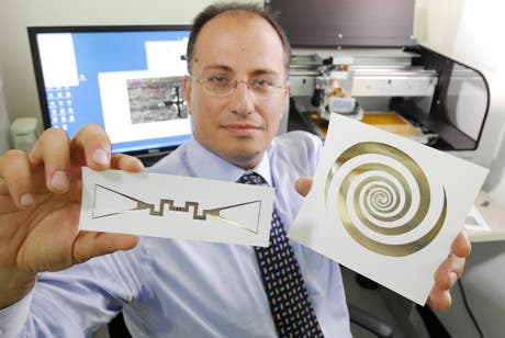 A la caza de las ondas electromagnéticas