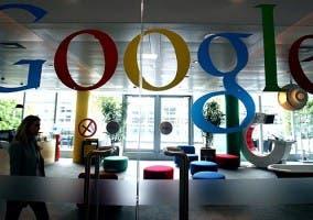 Oficina Google en Reino Unido