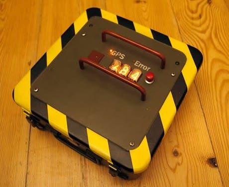 Maletín GPS Arduino