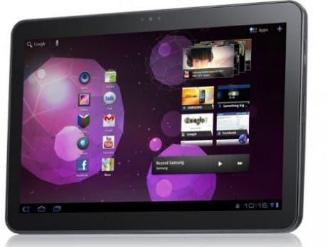 La Galaxy Tab de Samsung ya se puede comercializar en Europa