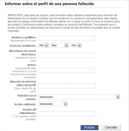 ¿Qué sucede con la cuenta de Facebook cuando alguien muere? [Infografía]