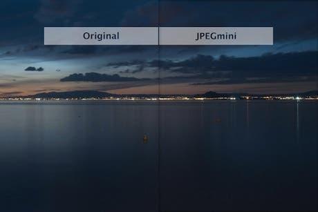 Reduce aún más el tamaño de tus imágenes con JPEGmini
