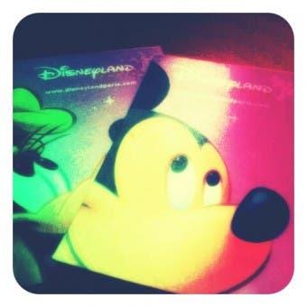 Entrada Disneyland