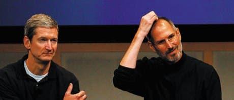 Steve Jobs dimite y deja de estar al frente de Apple
