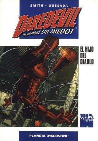 Portada de Daredevil: El Hijo del Diablo