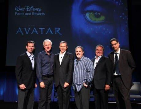 Disney, Fox y James Cameron preparan parque temático de Avatar