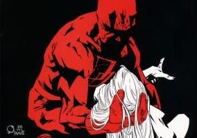 Portada del #5 USA de Daredevil Guardian Devil