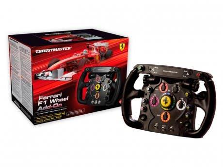 add-on Ferrari y su caja