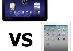 Android Honeycomb contra iPad