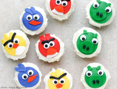 10 productos esenciales para los fans de Angry Birds