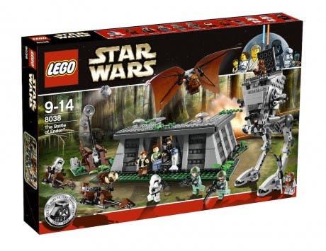 Caja de LEGO Star Wars