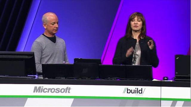 Windows 8 presenta sus nuevas características en el evento Build Windows