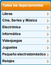 Amazon.es - Categorías