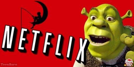 Netflix cierra nuevo acuerdo con DreamWorks Animation