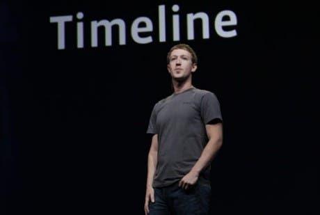 """Facebook cambia """"El muro"""" por el Timeline"""