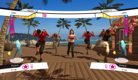 BigBen presenta su catálogo de videojuegos centrados en el ejercicio físico