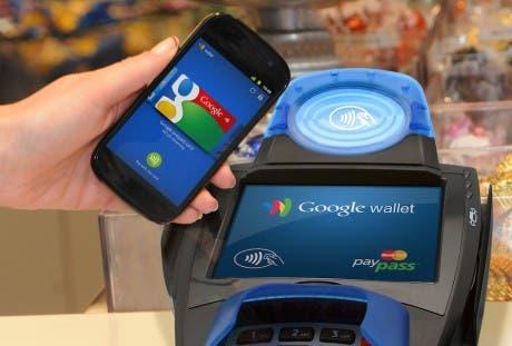 Usando Google Wallet