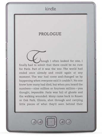 Amazon anuncia su Kindle Fire, Kindle Touch y mas