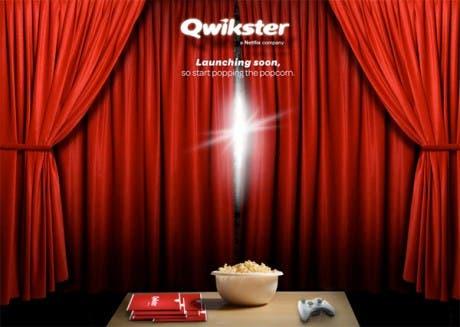 Logo de Qwikster