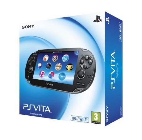 Caja de PS Vita