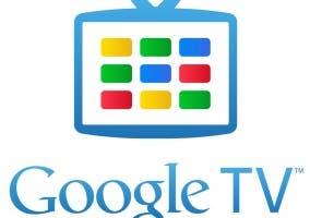 Logo de Google TV