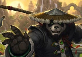Artwork de WoW: Mists of Pandaria
