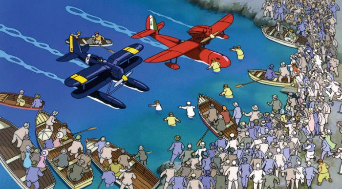 Ciclo Ghibli: Porco Rosso