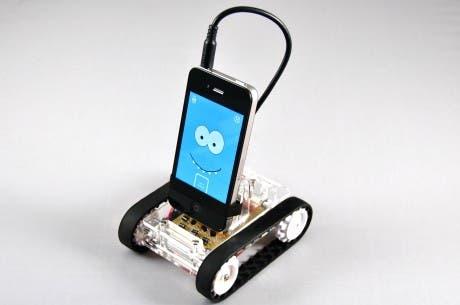 Romo, un robot que funciona por medio de un smartphone
